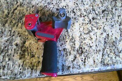 Scotch 3m Packaging Tape Dispensor Gun-2 Inch Plastic Grip Shipping Packingused