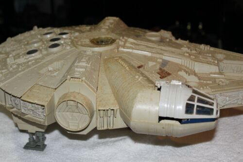 Vintage Original 1977 Kenner Star Wars Lot Millennium Falcon