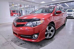 2013 Toyota Camry  SE ONE OWNER, CLEAN CARPROOF FULL SERVICE HIS