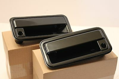 CHEVROLET PICKUP TRUCK OUTSIDE Exterior Door HANDLE PAIR SET 1988-1994 OEM