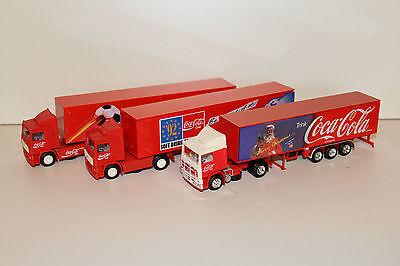 Albedo 1:87 Volvo F12 Coca Cola Variante zum Aussuchen ohne OVP online kaufen