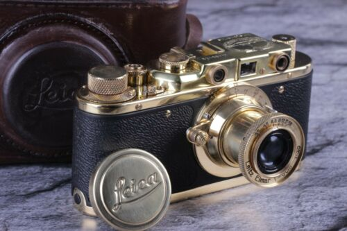 LEICA II D Kriegsmarine German Camera Luxury Vintage Camera (fed copy) Gift