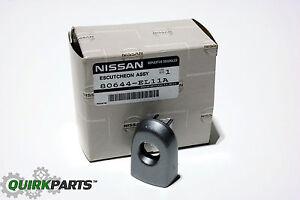 2007 2012 Nissan Versa Left Front Driver Exterior Door