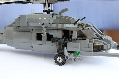 Custom LEGO Brickmania Pave Hawk HH-60G Helicopter Hh 60g Helicopter
