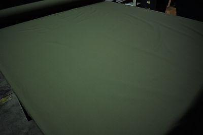 Olive Drab Green Military NY/CO Ripstop By The Yard Apparel Durable Fabric - Military Olive Apparel