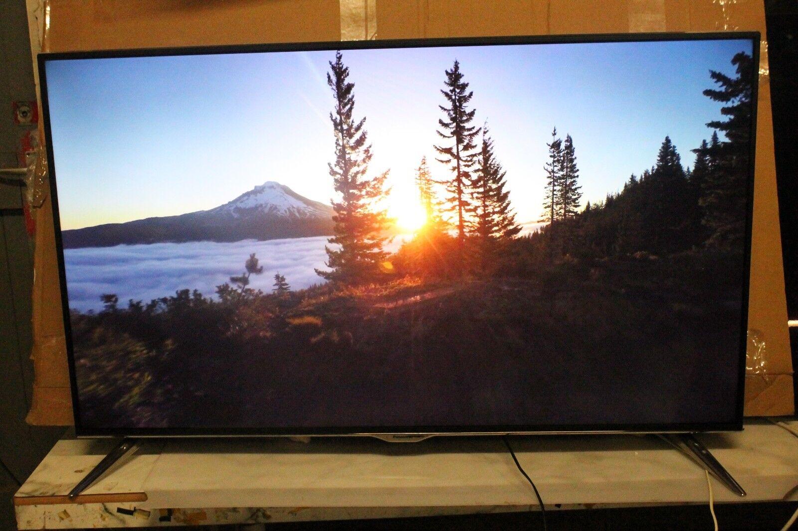 Panasonic TX-48CX400B Ultra HD 4K Freeview HD Smart 3D LED TV