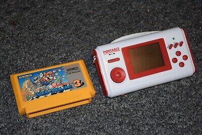 Nintendo Famicom Family Computer FC JPN NES Handheld Portable Super Mario Bros 3