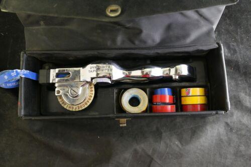 Vtg Dymo Tapewriter M-11 Label Maker