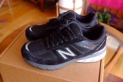 New Balance 990v5 / 990 v5 black & Grey Us 8 / Uk 7.5 / Us 41.5