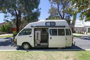 Toyota Hiace Campervan South Perth South Perth Area Preview
