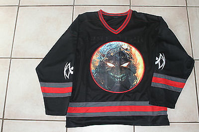 Disturbed Embroidered Hockey Jersey Shirt XL