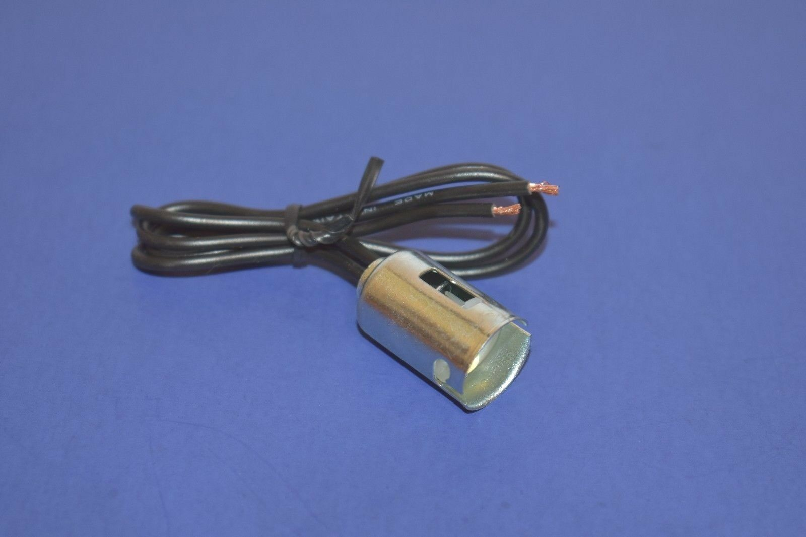 1940's 1950's 1960's Ford Mercury Taillight Stop Park Lamp Socket Wiring Connect