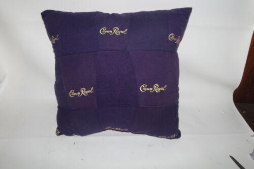 large  Crown Royal Pillow