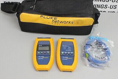 Fluke Networks Simplifiber Cable Tester 8501300