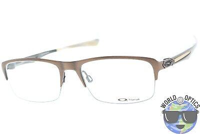 - Oakley RX Eyeglasses OX5091-0352 Hollowpoint 0.5 Antique Copper Frame[52-17-138]
