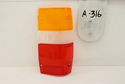 OEM NEW TAIL LAMP TAILLIGHT LIGHT DODGE D50 87-93 MIGHTY MAX LENS MOPAR nicked