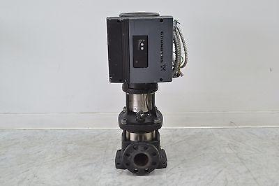 Grundfos Cre10-01 Bn-gj-a-wqqe Vertical Multistage Centrifugal Pump I35