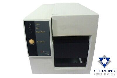 Intermec 3400 Thermal Printer 3400d04100m0 With 90 Day Warranty