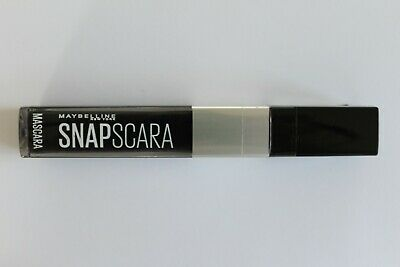 Maybelline New York Snapscara Mascara 9.5ml - Shade: 01 Pitch Black