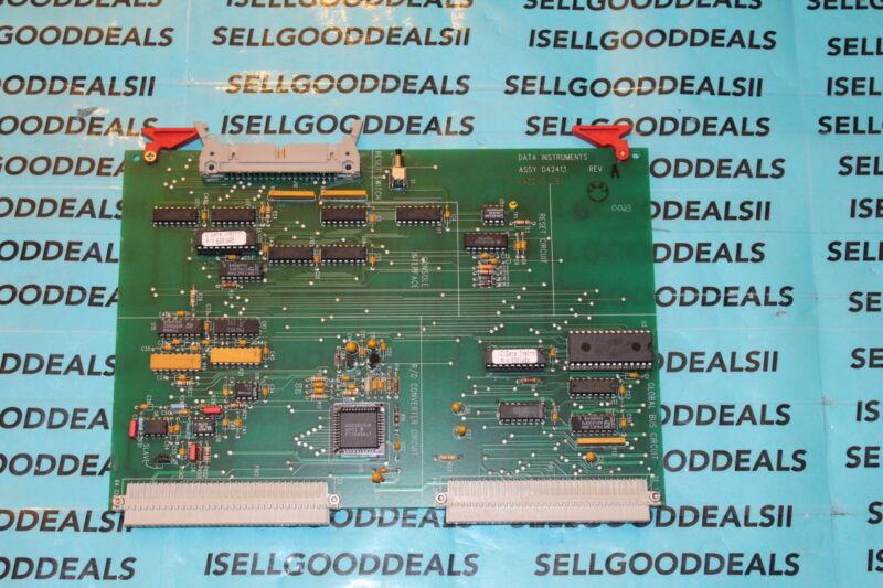 Data Instruments D42413 R/d Converter Board