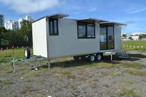 7.9 Meter - Portable Building - Studio Apartment on Wheels Arundel Gold Coast City Preview