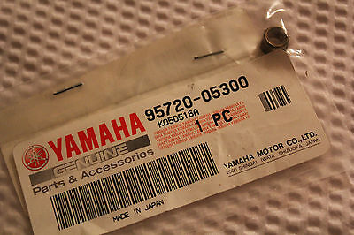 YAMAHA WJ500 WJ 500 HULL DECK FLANGE NUT GENUINE OEM 1987-1989