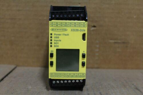 Banner XS26-2de Safety Controller