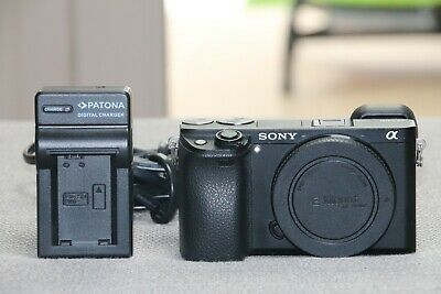 Sony Alpha a6300 + charger