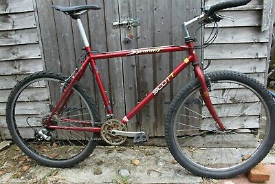 Vintage Scott Summit mountain bike