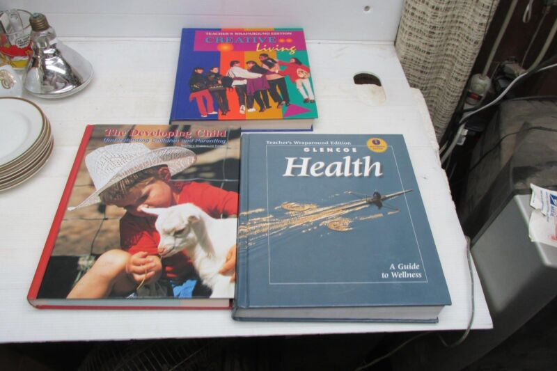 Teachers Wraparound Editions Health And Creative Living And The Developing Child