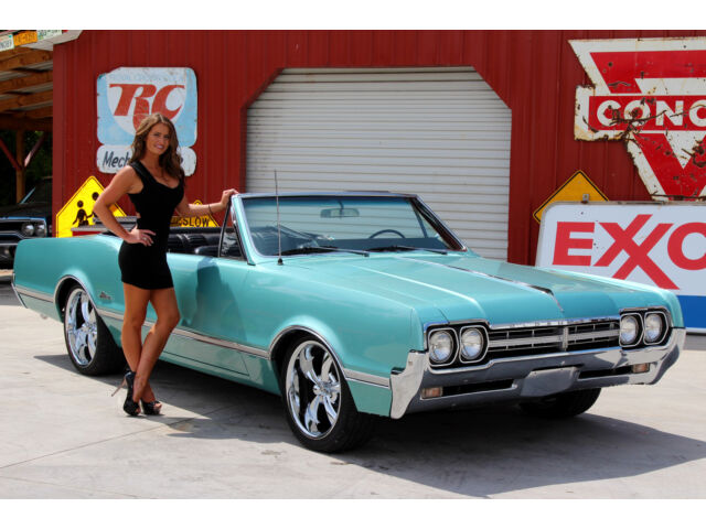 1966 Oldsmobile Cutlass Convertible SALE PRICE & FREE SHIPPING 1 Repaint PS PB
