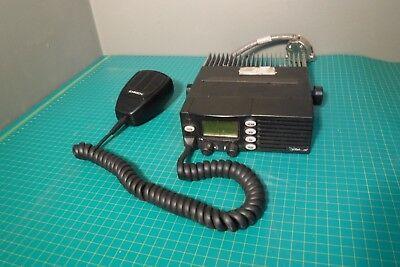 Ef Johnson 242-9896-208d Two Way Radio No Power Cable 900 Mhz Vhf Uhf Ham