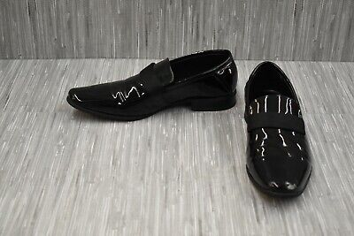 Calvin Klein Bernard Slip On Dress Loafers, Men's Size 9, Black