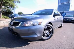 2009 Honda Accord EX-L, leather, Sunroof, Power Heated Seats, Bl