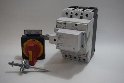 Moeller NZM2 Main Switch Circuit Breaker Nzm 2