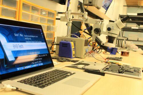 Macbook Pro Retina Touch Bar A1989 A1990 2018 2019 Logic Board Repair Service