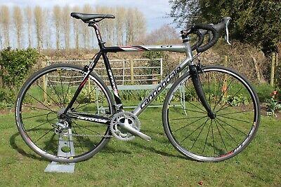 Cannondale CAAD 9 Tiagra Large 56cm Frame Road Bike