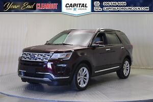 2018 Ford Explorer Limited 4WD **New Arrival**