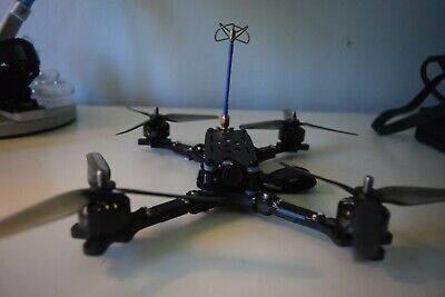 FPV Racing drone Hand Build With Spares High quality parts RC PNP aircraft UK