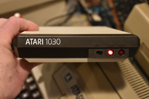 Atari 1030 External Modem For 400 800 XL XE Computer  Free Ship!