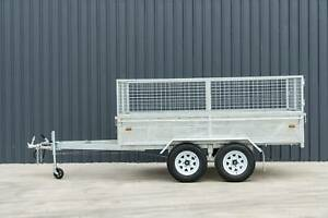 10x6 Tandem Axle Box Trailer FULLY GALVANISED Moss Vale Bowral Area Preview