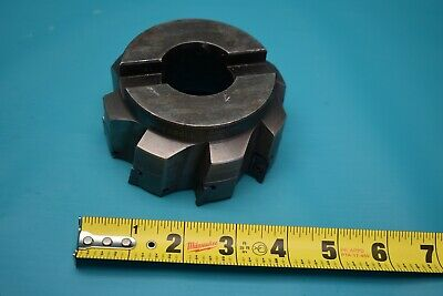 Used Ingersoll Indexable Face Mill 2j6b04r01 4