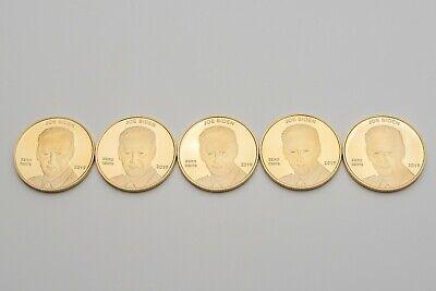 RARE = Unique = Joe Biden ZERO CENTS coin/ Trump Thumping Biden Coin