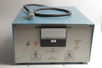 Eni 1040l 400w 55db 10-500khz Rf Power Amplifier