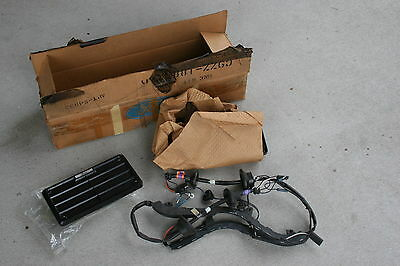 NOS 1969/70 Mustang /Shelby Stereo Front Speaker Kit Doors  C9ZZ-18808-D  AM-FM