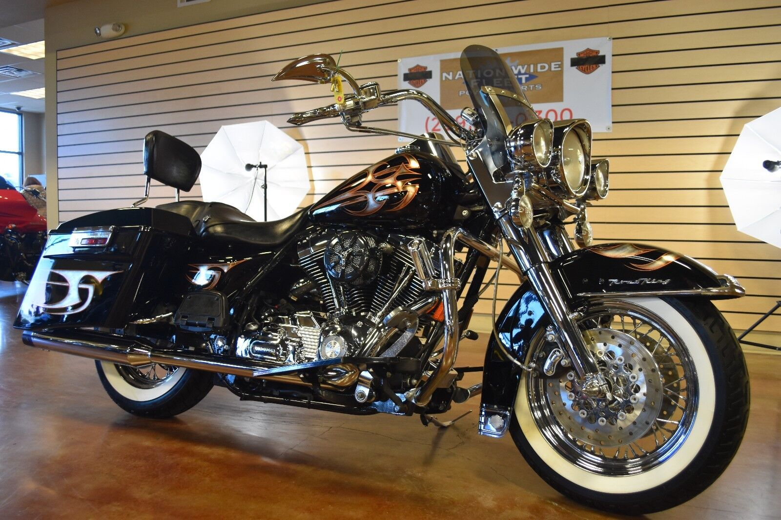 2007 Harley Davidson Road King Custom FLHRS NO RESERVE Great looking Custom Bike