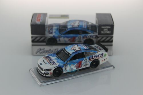 FREE SHIP KEVIN HARVICK 2020 #4 BUSCH LIGHT PIT4BUSCH FORD MUSTANG  1:24 DIECAST