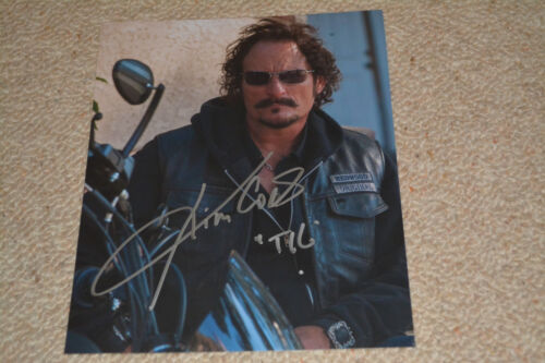 Sons Of Anarchy 20x25 Cm Kim Coates Signed Autograph In Person 8x10