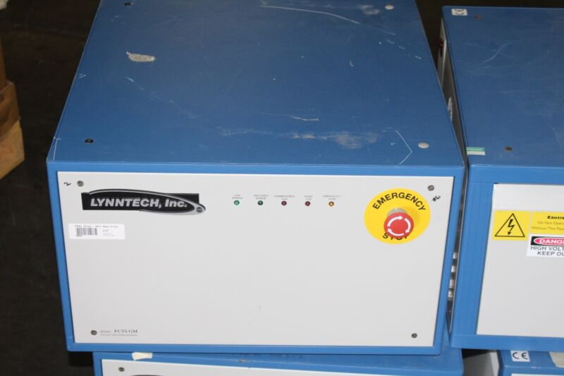 LYNNTECH FCTSGM FUEL CELL TEST UNIT FCT SGM