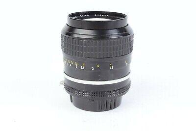 Nikon AI 105mm F/2.5 Lens #J90673